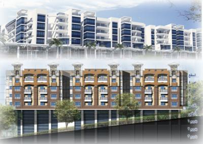 مجمع سكني تجاري – المقطم