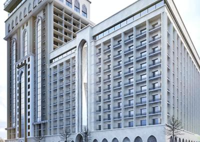 تطوير فندق شيبرد