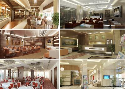تطوير فندق كليوباترا
