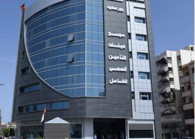 مبني التأمين الصحي – بورسعيد
