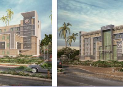 مستشفيات المنيا المركزية