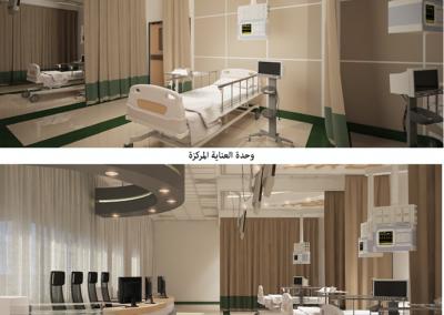 مستشفي الحسين الجامعي